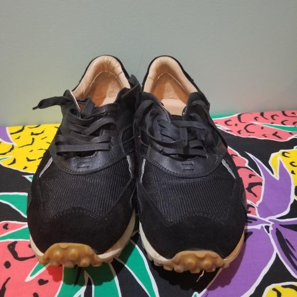 Greats Shoes   Vibram Gum Sole Trainers